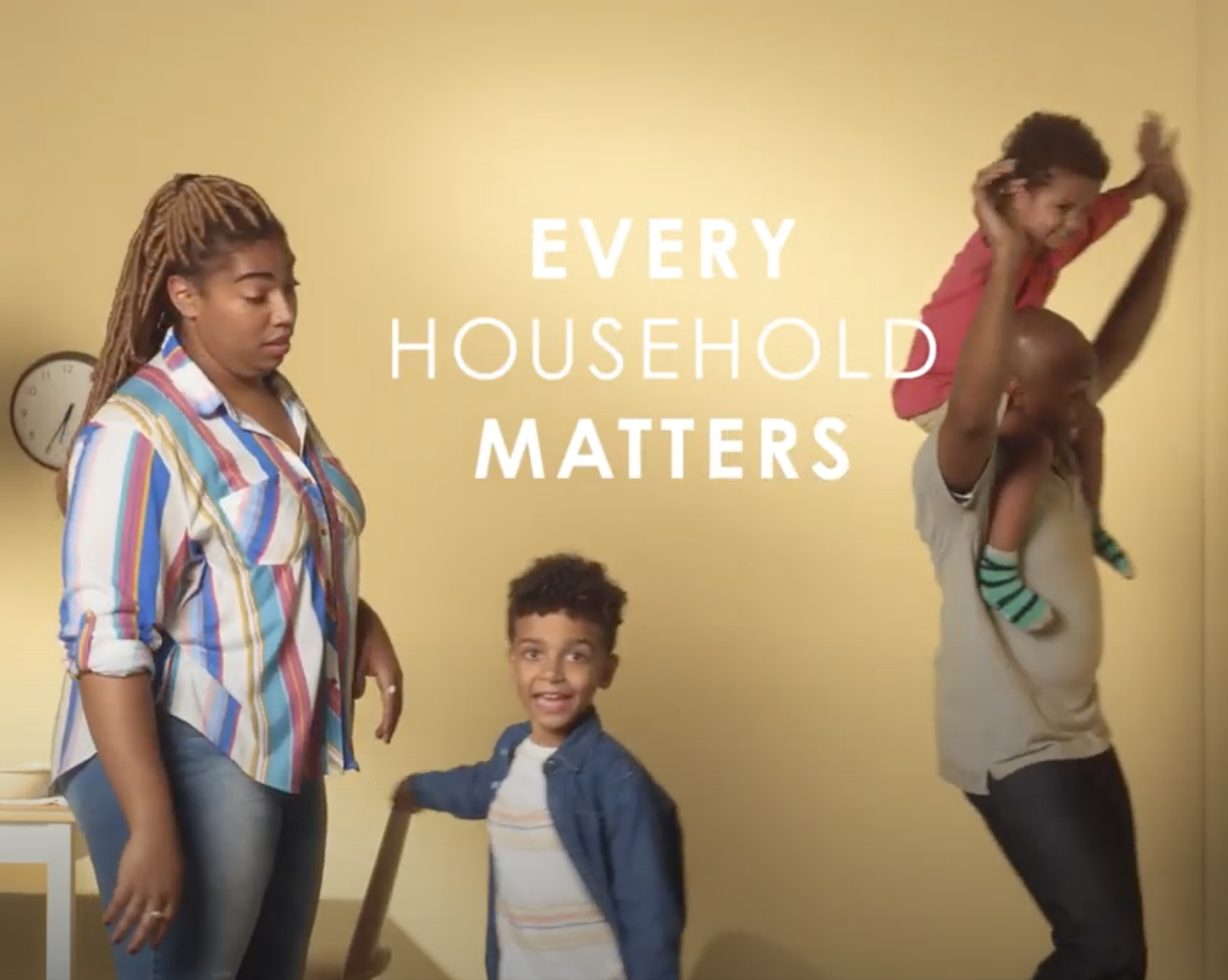 U.S. Census Every Household Matters