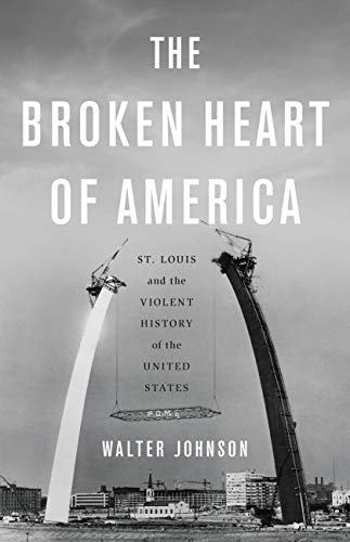 book cover of The Broken Heart of America